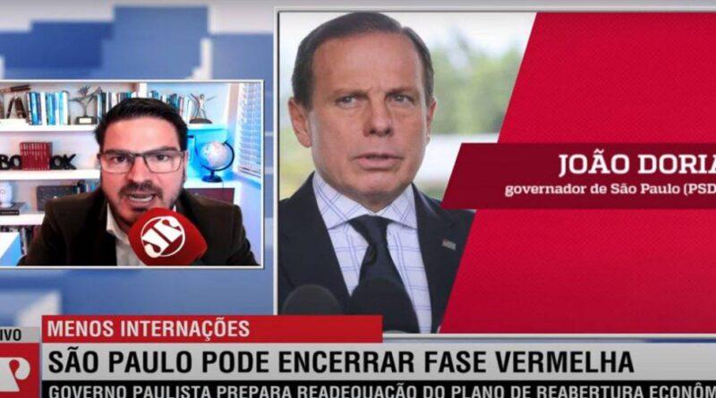 Nota Pública – OJB manifesta-se em defesa de jornalista ofendido por governador